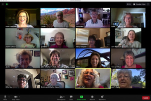 Coffee Chat on Zoom